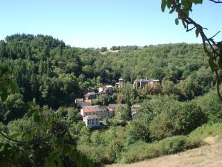 Gîte entre Tarn et Aveyron dans les gorges, Mirandol Bourgnounac