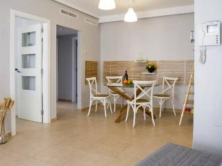 apartment in the center of Calpe with sea views