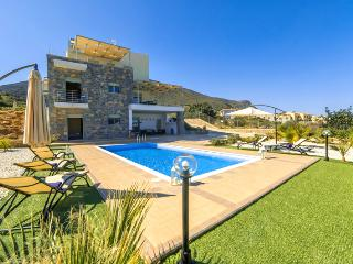 Lavender Villa, Brand New Villa With Private Pool, Chersonissos