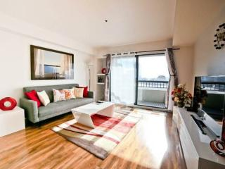 Furnished 1-Bedroom Condo at Van Ness Ave & Turk St San Francisco
