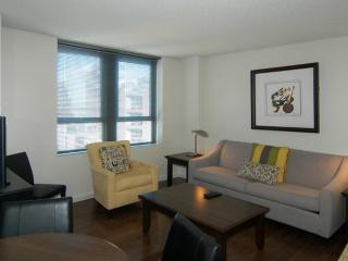 Furnished 1-Bedroom Apartment at Washington St & Essex St Boston