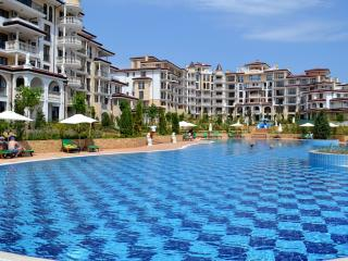 Luxury apartments in a prestigious residence, Nessebar