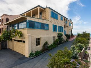 Enjoy the beach lifestyle of Del Mar in a historic ocean front vacation home