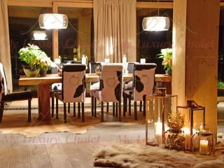 Apartament St. Moritz & Chamonix