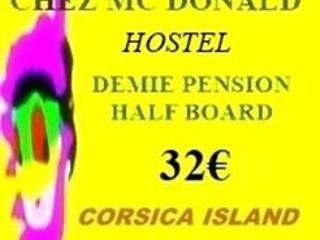 Chez Mc Donald hostel / auberge de jeunesse, Ajaccio