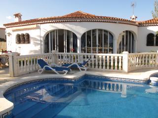 casa  con piscina, Miami Platja