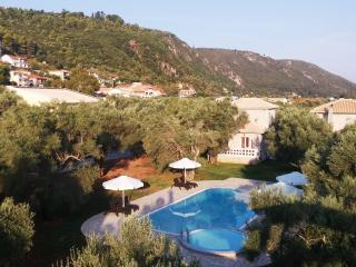 Our 3 Villas are made of stone between the Olive trees in a quiet place with mountain view