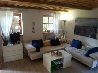 Tolle moderne Wohnung inklusive Pool und Sauna