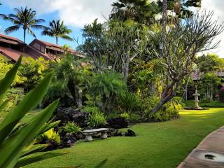 Gorgeous Tropical Resort! Walk to Beach and Mall!