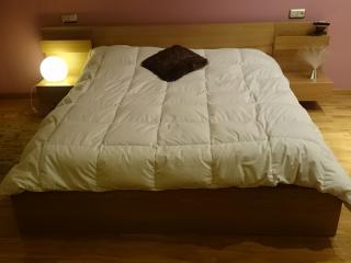 Habitación matrimonial y habitación individual