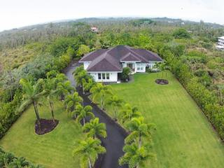 LUXURY, 1 bdrm/kitchen GUEST WING.. The MINI PEARL, Keaau
