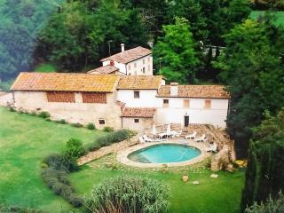 Casale in antico Mulino nelle colline del Chianti, Monteriggioni