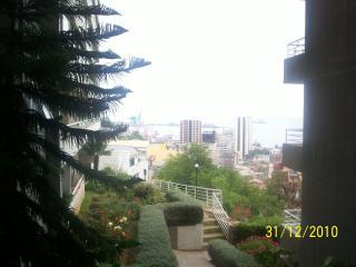 APARTAMENTO CON BELLA VISTA BAHIA DESDE INGRESO ., Valparaiso