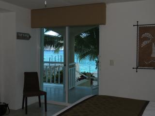 View from water side bedroom