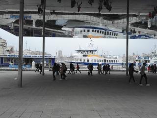 Le Dock City Shelter, Marseille
