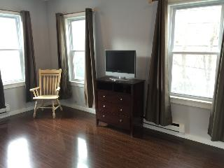 Comfortable bright Room Close to T and Boston_2A
