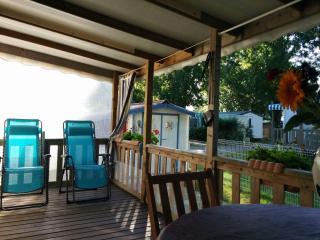 Mobil-home 3 chambres, Meschers-sur-Gironde