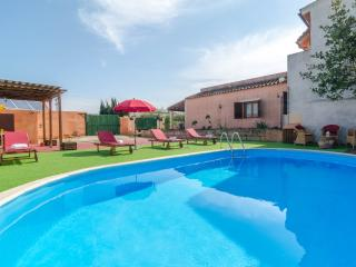 SON FANGOS - Villa for 9 people in Manacor, Son Macia