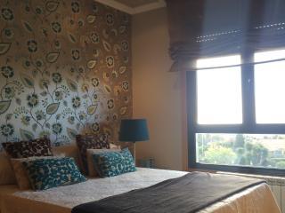 Apartamento para verano con fantásticas vistas, Nigran