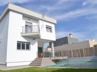 Villa 3 dormitorios, piscina, wifi, lujo, El Rompido