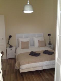 Chambre N°3 pour 2 personnes avec lit King Size ou 2 lits simples