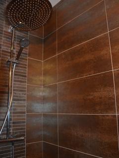 Douche salle de bain RDC