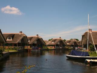 Waterpark Belterwiede - Vakantiehuizen aan water, Wanneperveen