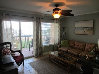 """Relax N' Sea"" - Oceanview Galveston Condo"