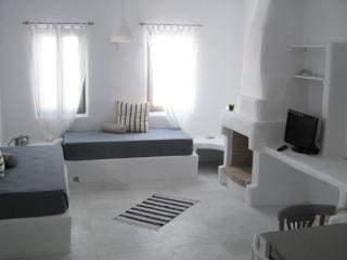 Residence with Sea View in Paros, Naoussa