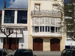 Apartamento primera linea de playa (Azul), Caldes d'Estrac