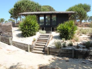 WOODEN COTTAGE CABIN 1 bedrooms in Comporta .....