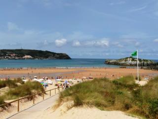 Cantabria. Noja, (SPAIN) Playa Ris Todo Equipado. Soleado