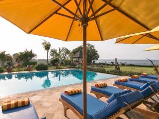 Fabulous Private Beach Front Villa - North Bali