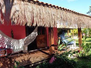 linda casa de praia em Barra Grande