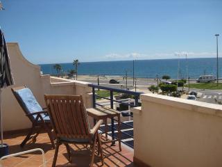 Apartamento primera linea del playa, Mojácar