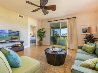 Pili Mai 10K-Incredible 3 bd air conditioned condo with beautiful interiors- located in Poipu on the Kiahuna golf course