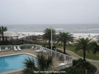 Sunny 3rd Floor Condo with Gorgeous View of Beach, Orange Beach