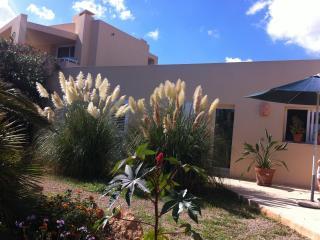 Apartamento gr. con Puesta de Sol en Playa Migjorn, Formentera