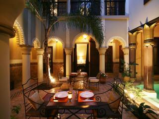 riad cosy en plein centre de Marrakech