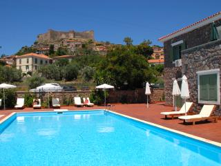 kangaroo appartment Hotel Molyvos