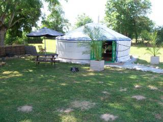 Chez Paille Yurts