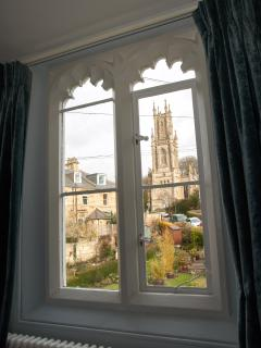 Historic holiday cottage rental in Bath