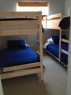3rd bedroom- 2 sets of Bunk beds