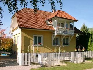 Gunstige Appartements in Bad Heviz 28 EUR/2 Pers/N