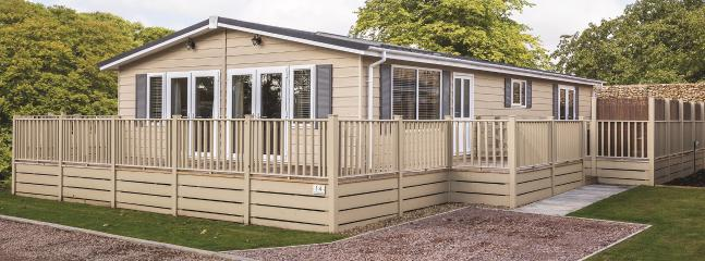 3 Bedroom Signature Lodge at Norfolk Park, North Walsham