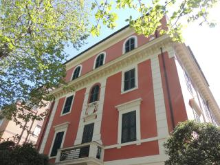 Giancarla's home..Rome and sea!