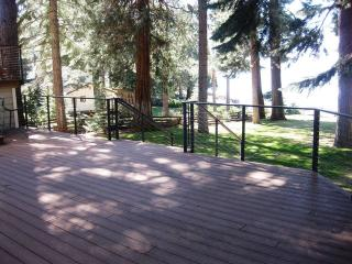 Big Springs Lake Front with Great Back Deck & Large Lawn