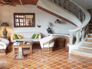 Bedroom Suite with A/C in Large Ajijic Home