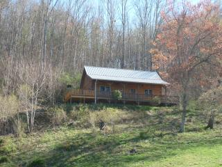 New Cabin in the Great Smokey Mountains, Cherokee