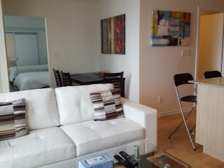 1 Bed + Den Stylish Downtown Condo Harbourfront
